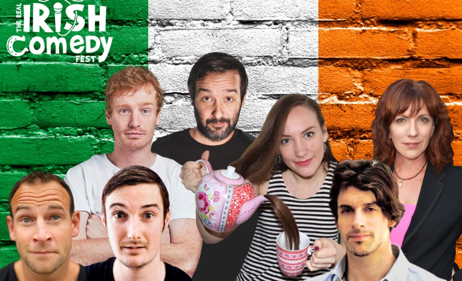 The people behind Ireland and Irish Comedy